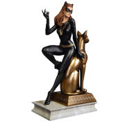 Sideshow Collectibles DC Comics Batman 1966 Catwoman Statue