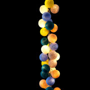 Cable & Cotton String Light 35 Balls - Mojito