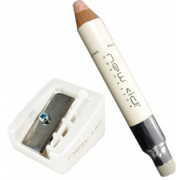 NEW CID COSMETICS I-SHIMMER SHIMMER STICK WITH SHARPENER - MARSHMALLOW