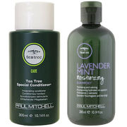 Paul Mitchell Tea Tree Special for Men Duo- Shampoo & Conditioner