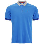 Boxfresh Men's Kailey Classic Polo - Brilliant Blue