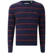 Farah 1920s Men's Ewart Sweater - Navy