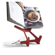 Black+Blum Stand Up! iPad/Cookbook Stand - Red