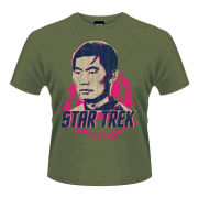 Star Trek Men's T-Shirt - Sulu Space