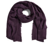 Vero Moda Women's Mea Long Scarf - Wine