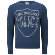 883 Police Men's Heat Sweatshirt - Navy