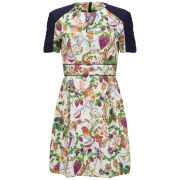 Matthew Williamson Women's Scuba Dress - Rainbow