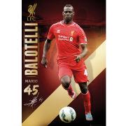 Liverpool Ballotelli 14/15  - Maxi Poster - 61 x 91.5cm