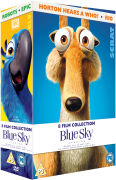Blue Sky - 8 Films Verzameling: Ice Age 1-4 / Rio / Horton Hears A Who / Robots / Epic