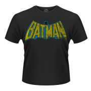 DC Originals Men's T-Shirt - Batman Winged Logo