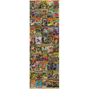 Marvel Comic Covers - Door Poster - 53 x 158cm