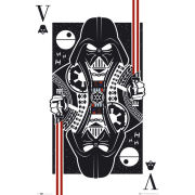 Star Wars Playing Card - Maxi Poster - 61 x 91.5cm