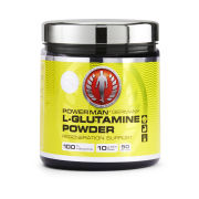 Powerman L-Glutamine 100% Powder