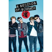 5 Seconds of Summer Glasses - Maxi Poster - 61 x 91.5cm