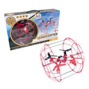 R/C Quadcopter Aircraft