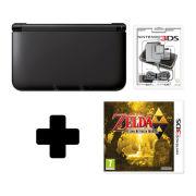 Nintendo 3DS XL Black The Legend of Zelda™: A Link Between World Pack