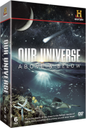 Our Universe: Above and Below