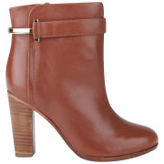 Ted Baker Women's Reder Leather Ankle Boots - Dark Tan