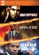 Unstoppable / Man on Fire / The Siege