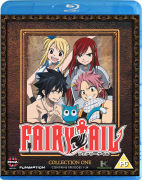 Fairy Tail - Verzameling One (Episodes 1-24)