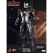 Hot Toys Iron Man 3 War Machine Mark II 12 Inch Figure