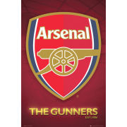 Arsenal Club Crest 2013 - Maxi Poster - 61 x 91.5cm