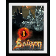 Lord of the Rings Sauron - 30x40 Collector Prints