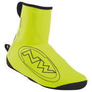 Northwave Men's Neoprene High Shoe Cover - Fluorescent Yellow/Black