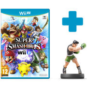 Super Smash Bros. for Wii U + Little Mac No.16 amiibo