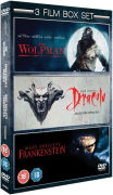 Wolfman / Mary Shelleys Frankenstein / Bram Stokers Dracula