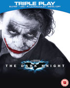 The Dark Knight - Triple Play (Includes UltraViolet Copy)