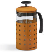 Morphy Richards Accents 8 Cup Cafetiere - Orange