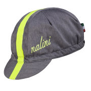 Nalini Condino Cap - Grey/Yellow