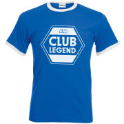 Football Manager Club Legend Men's Ringer T-Shirt