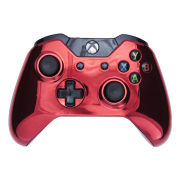 Xbox One Wireless Custom Controller - Chrome Red