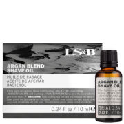 Lock, Stock & Barrel Argan Blend Shave Oil 10ml