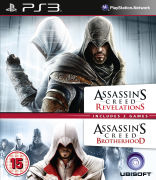 Assassin's Creed Double Pack (Brotherhood and Revelations)