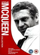 Steve McQueen Box Set (Tom Horn / Towering Inferno / Bullitt / The Cinncinatti / Never So Few)