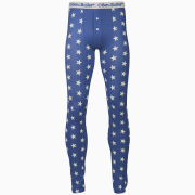 Oiler & Boiler Men's Long Johns - Blue Star