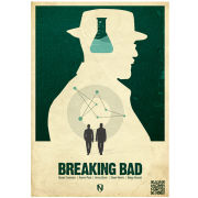 Breaking Bad - Limited Signed and Numbered Giclee Print