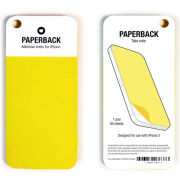 Paperback - Adhesive Notes for iPhone