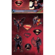 Superman Man of Steel Avenge (Vinyl) - Vinyl Sticker Pack