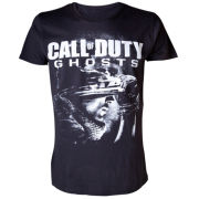 Call Of Duty Ghosts Men's Soldier T-Shirt - Black
