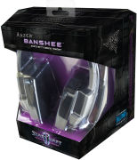 Razer Banshee USB Gaming Headset - StarCraft II