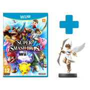 Super Smash Bros. for Wii U + Pit No.17 amiibo