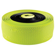 Lizard Skins DSP 2.5 Dual Bar Tape - Neon Yellow/Black