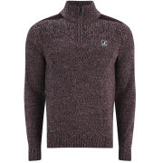 Kangol Men's Adderley Fleece - Port Mingled