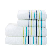 Kingsley Lifestyle Ribbon Towel - Ultra Marine