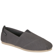 Ringspun Men's Espadrilles - Grey