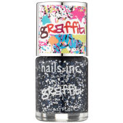 nails inc. Brick Lane Graffiti Polish